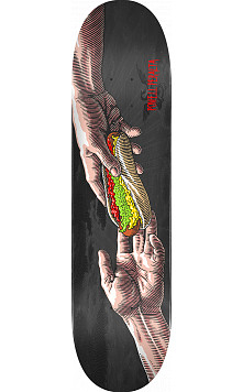 Powell Peralta Hands Skateboard Deck - 8 x 31.25