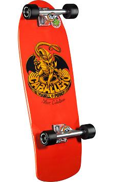 Bones Brigade® Orange Caballero Skateboard Complete - 10 x 29.130
