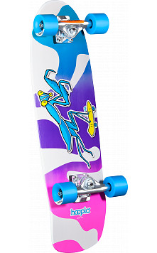 hoopla cruiser Slaying Mantis Complete Skateboard - 8 x 28