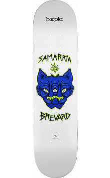 hoopla Pro Samarria Brevard Panther Skateboard Deck - Assorted sizes