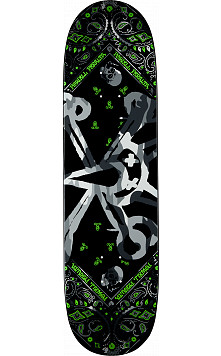 Powell Peralta Vato Rat Band Grey Deck - 8.5 x 31.8