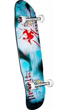 Powell Peralta Stacy Hipster2 Complete Skateboard - 8.5 x 32.875
