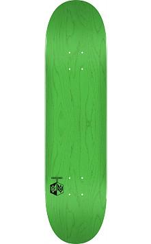 "MINI LOGO DETONATOR ""15"" SKATEBOARD DECK 242 K20 GREEN - 8 x 31.45"