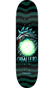 Powell Peralta Pro Steve Caballero Dragon Ball Skateboard Deck - 8.25 x 31.95