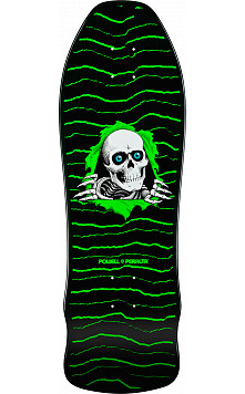 Powell Peralta Gee Gah Ripper Deck Cosmetic Blemish - 9.75 x 30