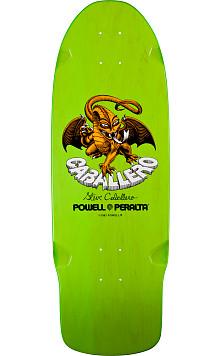 Bones Brigade® Steve Caballero Dragon Reissue Deck Green - 10 x 29.75
