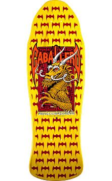 Powell Peralta Caballero Street Yellow Deck - 9.625 x 29.75
