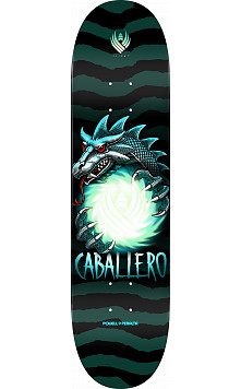 Powell Peralta Steve Caballero Dragon Ball Flight® Skateboard Deck - Shape 243 - 8.25 x 31.95