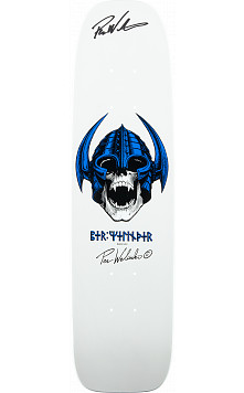 Powell Peralta Jay Smith GFL Benefit Autographed Skateboard Deck Orange - 10 x 31