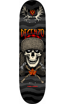 Powell Peralta Scott Decenzo Trapper Flight® Skateboard Deck - Shape 248 - 8.25 x 31.95