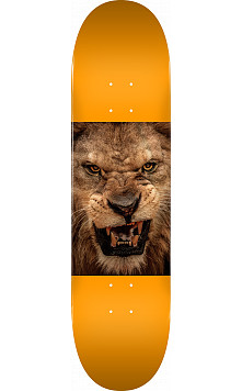 "MINI LOGO CHEVRON ANIMAL ""14"" SKATEBOARD DECK 291 LION - 7.75 X 31.08"