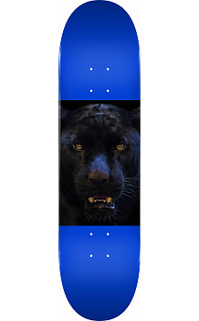 "MINI LOGO CHEVRON ANIMAL ""14"" SKATEBOARD DECK 255 PANTHER - 7.5 X 30.70"