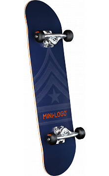 Mini Logo 112 Custom Complete Skateboard - 7.75 x 31.75