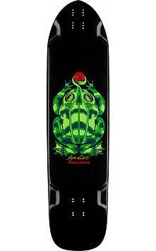 Powell Peralta Byron Essert Frog Deck Black - 9.9 x 39.72