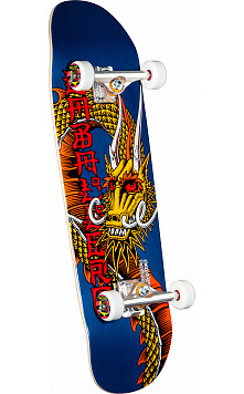 Powell Peralta Pro Cab Ban This Dragon Custom Complete Skateboard  - 9.26 x 32