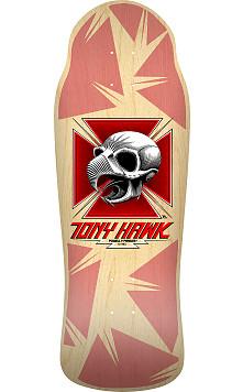 Bones Brigade® Tony Hawk 11th Series Reissue Skateboard Deck Natural - 10.41 x 30.28