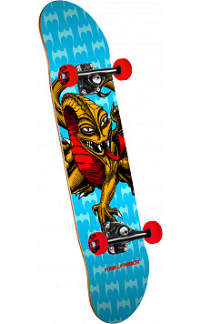 Powell Peralta Cab Dragon One Off Complete Skateboard - 7.5 x 28.65