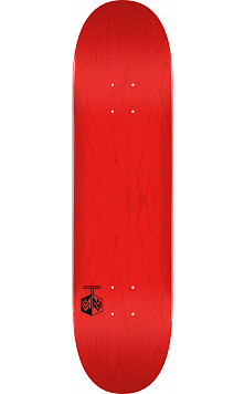 "MINI LOGO DETONATOR ""15"" SKATEBOARD DECK 191 K16 RED - 7.5 X 28.65 - MINI"