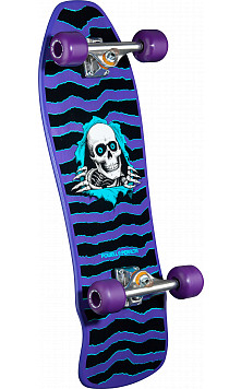 Powell Peralta GeeGah Ripper Custom Complete Skateboard Purple - 9.75 x 30