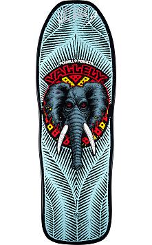 Powell Peralta Steve Steadham GFL Benefit Autographed Skateboard Deck - 10 x 30.125