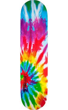 Mini Logo Small Bomb Skateboard Deck 127 Tie-Dye - 8 x 32.125