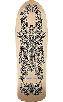 Bones Brigade Guerrero Iron Gate Natural deck