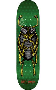 Powell Peralta Roach Skateboard Deck Green - Shape 247 - 8 x 31.45