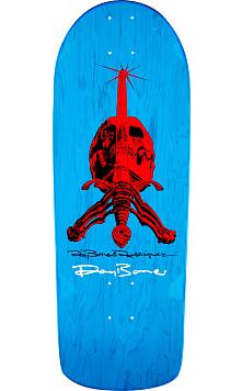 Powell Peralta Steve Caballero GFL Benefit Autographed Deck - 10 x 30