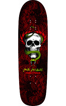 Powell Peralta McGill Snake Skin Fun Shape 2 Deck