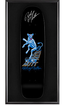 Bones Brigade® Shadowbox Rodney Mullen BLEM Skateboard Deck Signed by Mullen