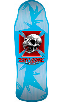 Pre-Sale - Bones Brigade Tony Hawk 9th Series Reissue Skateboard Deck - 10.38 X 30.19