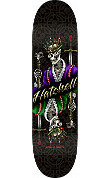 Powell Peralta Pro Ben Hatchell King Skateboard Deck - Shape 247 - 8 x 31.45