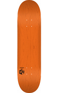 "MINI LOGO DETONATOR ""15"" SKATEBOARD DECK 255 K20 ORANGE - 7.5 X 30.70"
