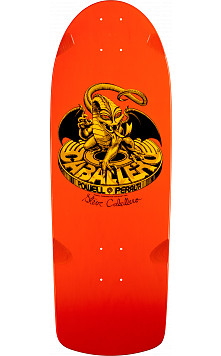 Bones Brigade® Steve Caballero OG Dragon Reissue Deck Orange - 10 x 29.13