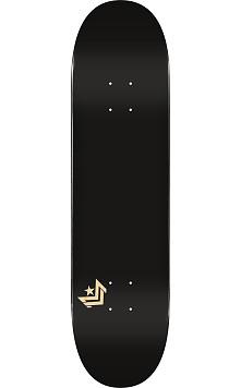 "MINI LOGO CHEVRON ""11"" SKATEBOARD DECK 191 BLACK - 7.5 X 28.65"