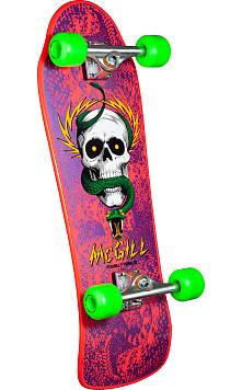 Bones Brigade McGill Series 9 Skateboard Complete Pink- 10 x 30.43