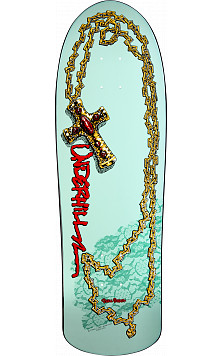 Powell Peralta Ray Underhill Cross Deck - 9.7 x 31.13