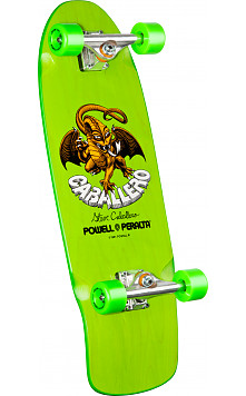 Bones Brigade® Cab Complete Green - 10 x 29.75