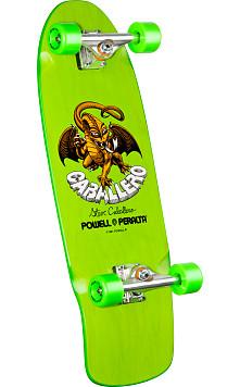 Bones Brigade® Cab Complete Green - 10 x 29.75