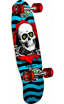 Powell Peralta Mini Ripper Complete Skateboard - 7.5 x 24