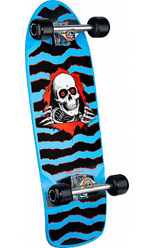 Powell Peralta OG Ripper Custom Complete Skateboard Blue - 10 x 31