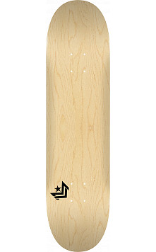 "MINI LOGO CHEVRON ""11"" SKATEBOARD DECK 124 NATURAL - 7.5 X 31.375"