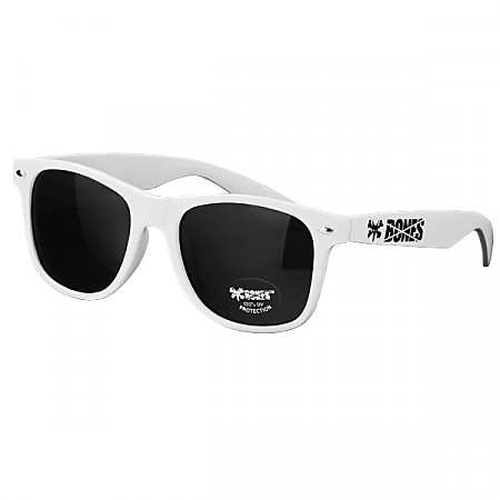 BONES WHEELS Rat Sunglasses - White