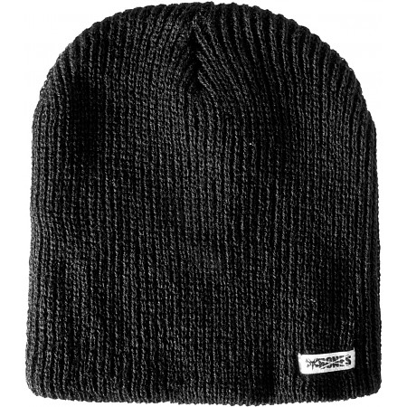 BONES WHEELS Basic Beanie - Black