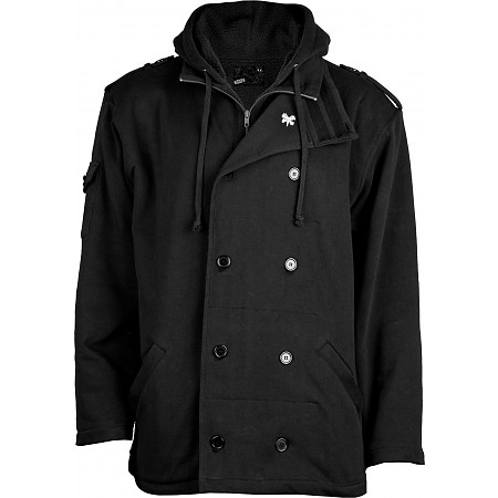 BONES WHEELS Pea Coat Black