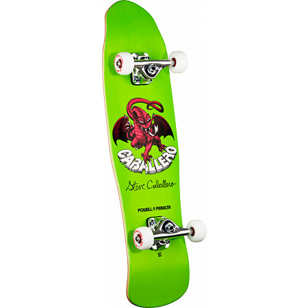 Powell-Peralta Mini Caballero Dragon II 3 Complete