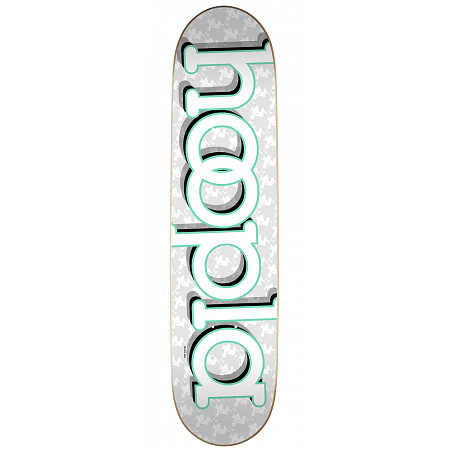 hoopla logo  Deck 170 8.25""