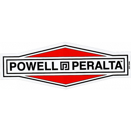 Powell-Peralta Diamond Logo Sticker (Single)