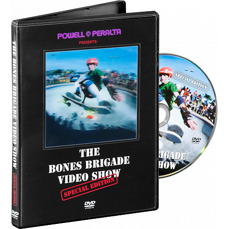 Powell-Peralta Bones Brigade Video Show Special Edition DVD