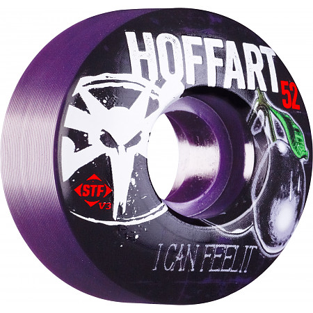 BONES WHEELS STF Pro Hoffart Blue Hue 52mm 4pk
